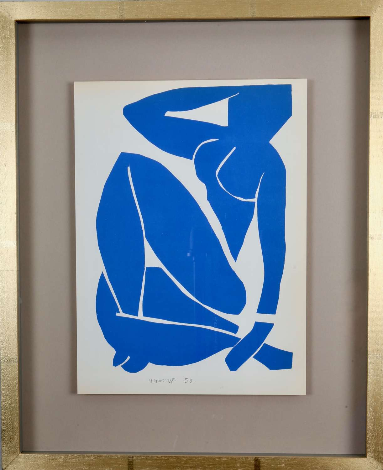 Henri Matisse. Colour Lithographs after the Cut-Outs, 1958.